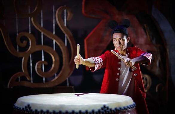 2019绛州鼓乐音乐剧《老鼠娶亲》中山站