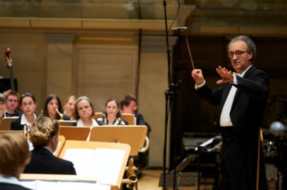 德国巴伐利亚交响管乐团2020新年音乐会杭州站