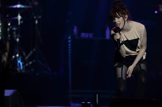 卡莉蕾吉普森上海演唱会