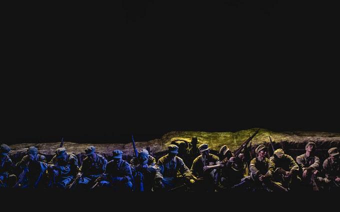 舞剧《骑兵》上海站