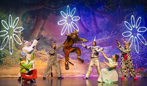 2019亲子音乐剧《绿野仙踪》济南站时间地点、门票价格、购票详情