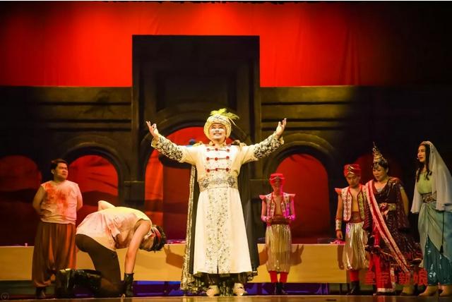 开心麻花舞台剧《皇帝的新娘》上海站