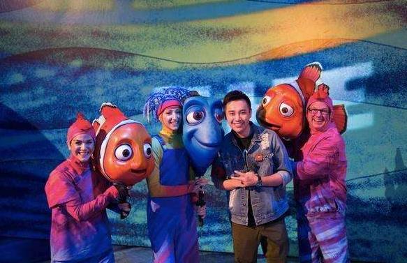 儿童剧《海洋总动员》2019重庆站
