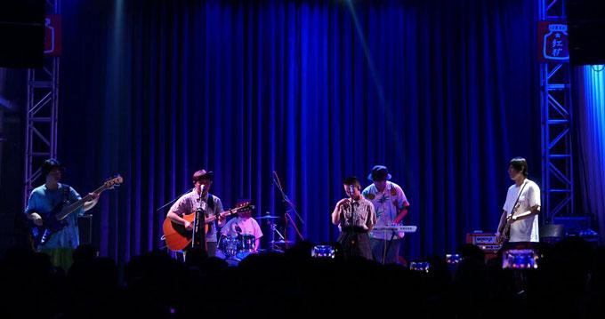 斯斯与帆重庆演唱会