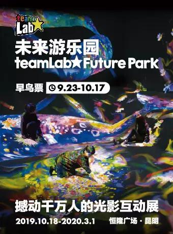 teamLab未来游乐园-昆明恒隆广场站