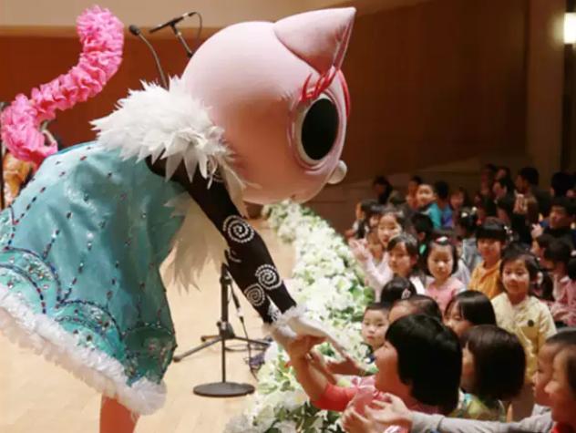 哆��咪和大灰鸡亲子故事音乐会《童梦奇缘派对》苏州站