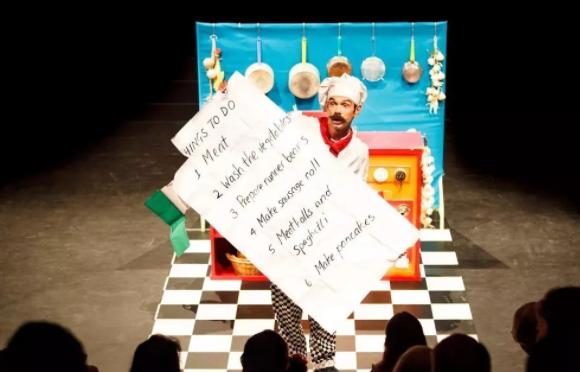 2019英国互动式儿童剧《超级厨师巴弗》