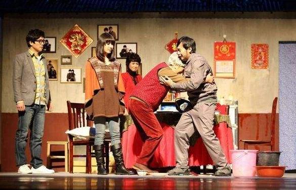 2020江珊主演话剧《守岁》天津站