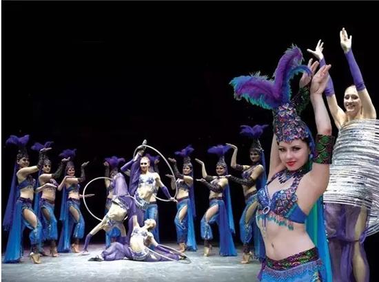 2019郑州马戏嘉年华演出时间,座位图,表演项目,亮点
