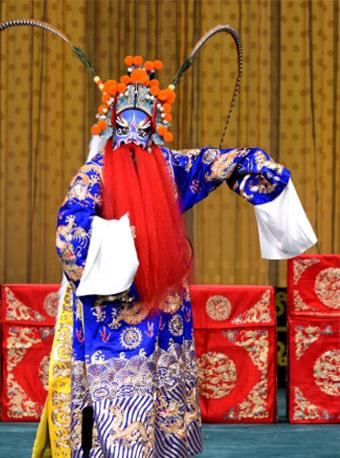 """长安大戏院12月25日 """"裘韵欣声""""刘嘉欣个人专场演出――京剧《连环套》-北京站"""