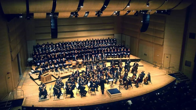 柏林大都会管弦乐团青岛音乐会