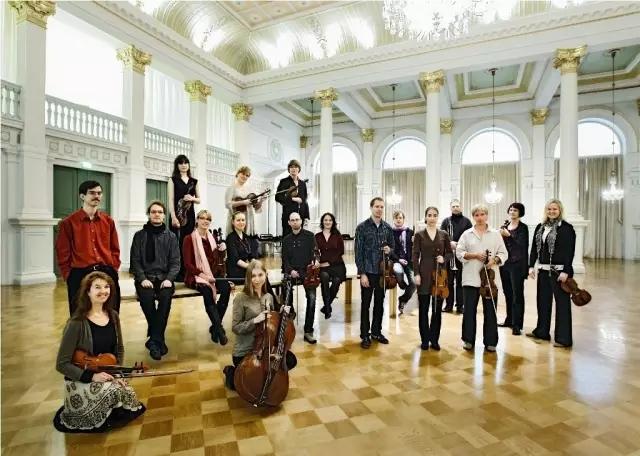 赫尔辛基巴洛克乐团武汉音乐会