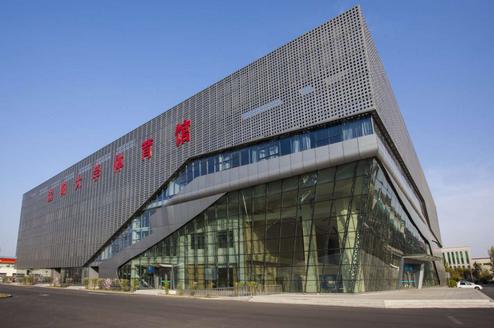 沈阳大学体育馆
