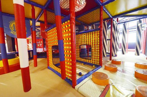 上海NBA主题乐园怎么样?好玩吗?适合几岁孩子玩?