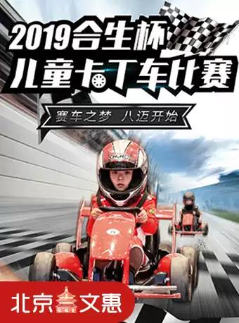 【北京】2019合生杯儿童卡丁车比赛――赛车之梦 八迈开始