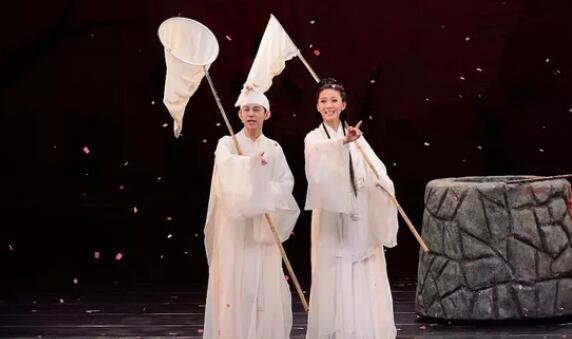2020话剧《暗恋桃花源》广州站
