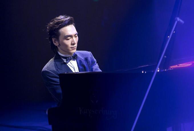 吴牧野北京音乐会