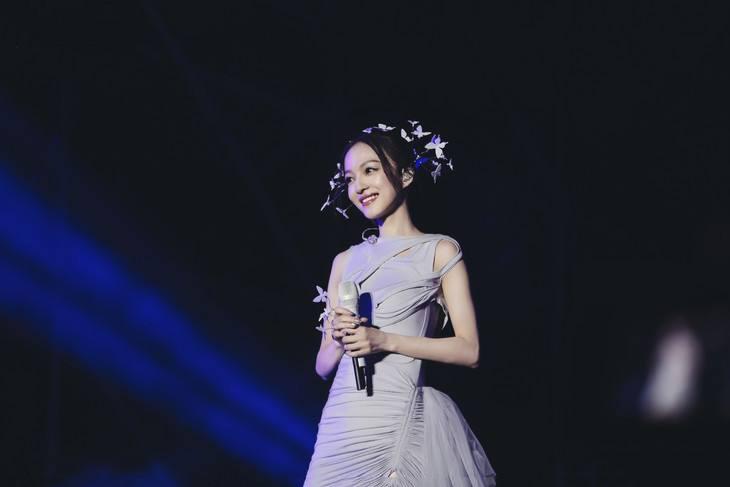2020张韶涵江门演唱会时间、地点、门票价格