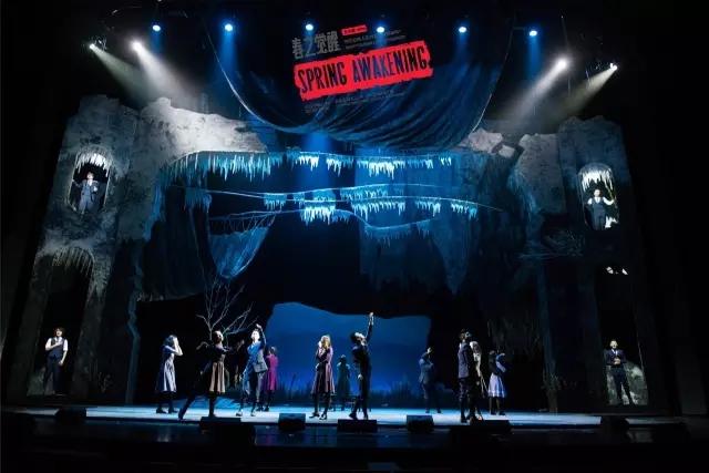 音乐剧《春之觉醒》上海站