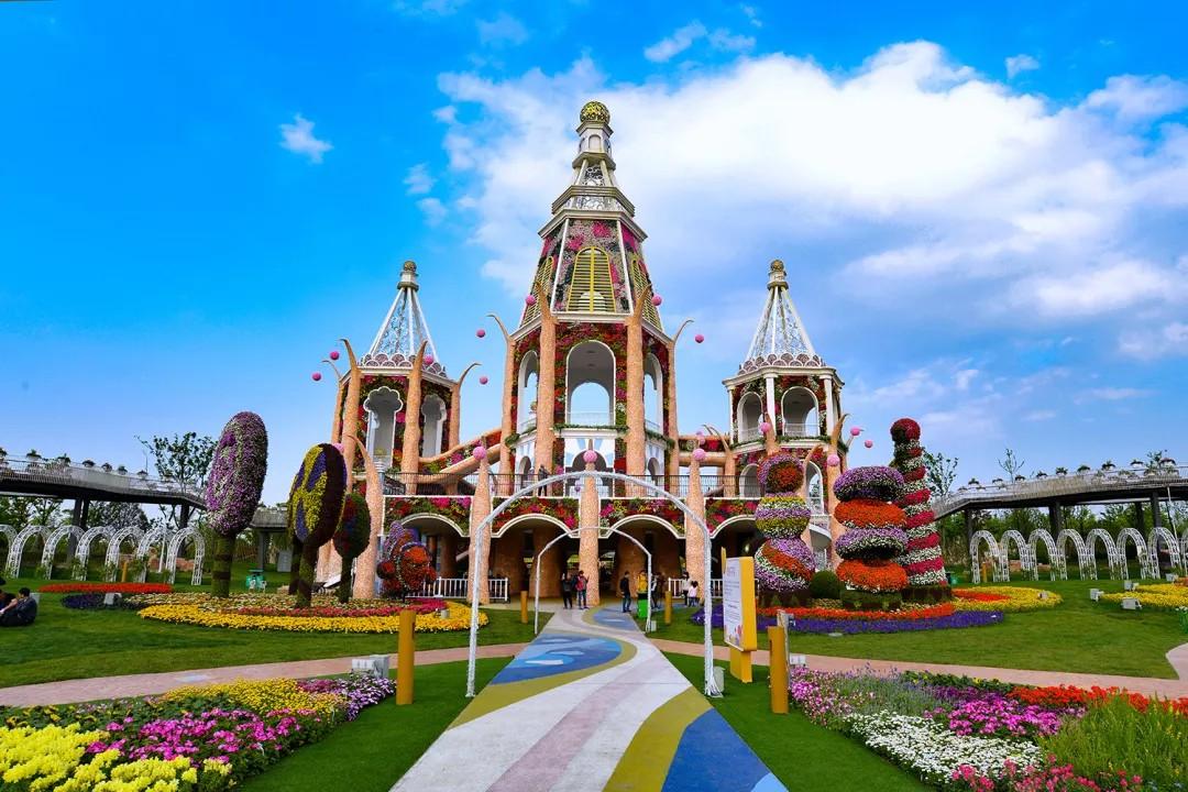上海浦江郊野公园奇迹花园游玩攻略(怎么样+好玩吗)