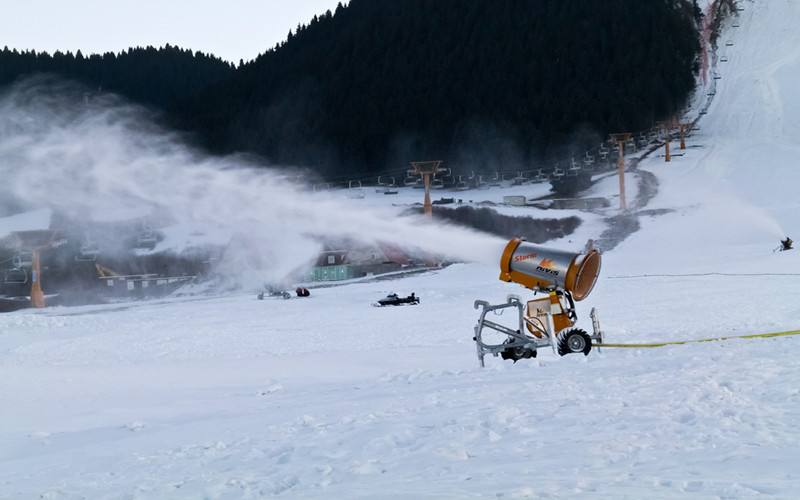 桃花峪滑雪场营业时间,地址,开放时间