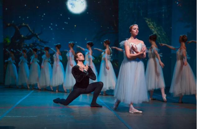 2019必看经典芭蕾舞剧《吉赛尔》呼和浩特站