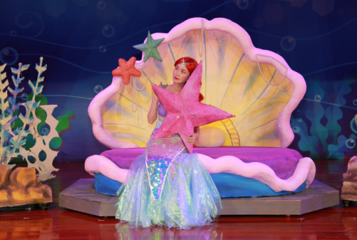 亲子剧《人鱼公主》成都站门票