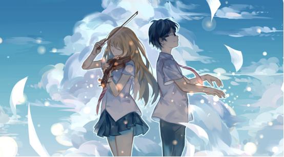 《四月是你的谎言》钢琴小提琴南京站