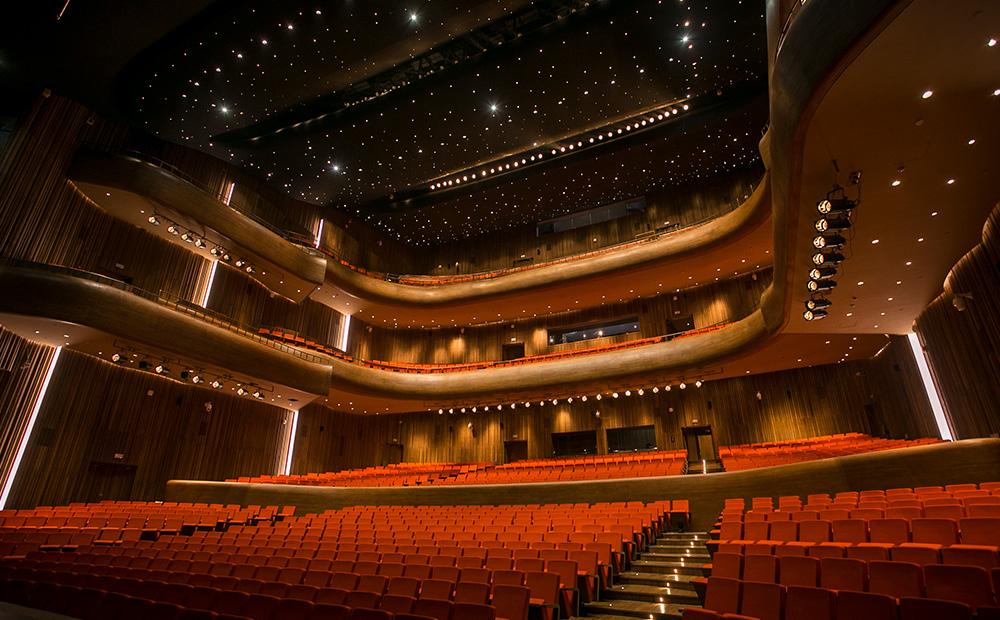 别克·陕西大剧院歌剧厅