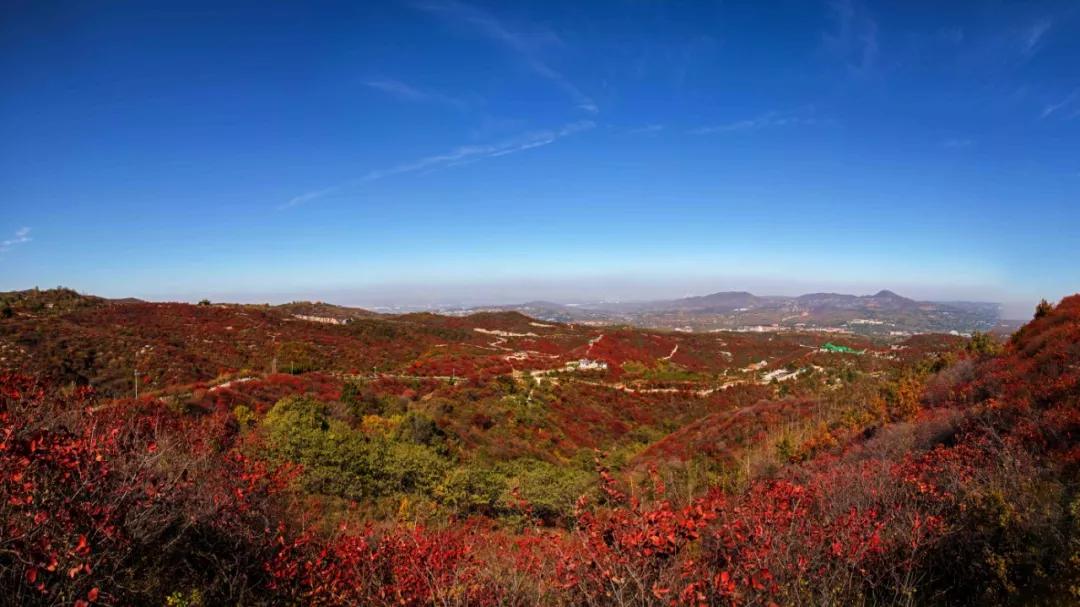 长寿山红叶时间,2019长寿山红叶最佳观赏时间