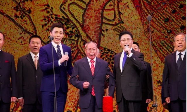 2019新年京剧名家演唱会北京站