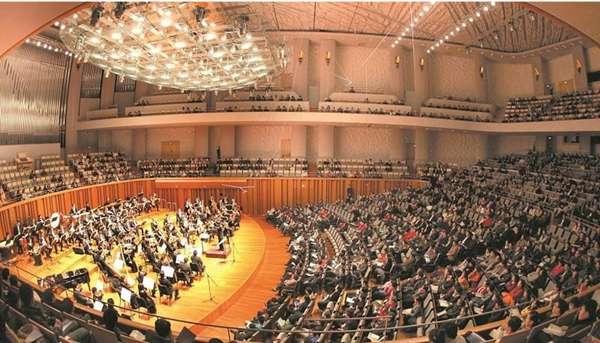 法国巴黎爱乐乐团广州音乐会门票