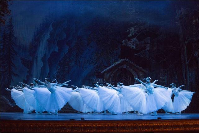 芭蕾舞剧《吉赛尔》东莞站