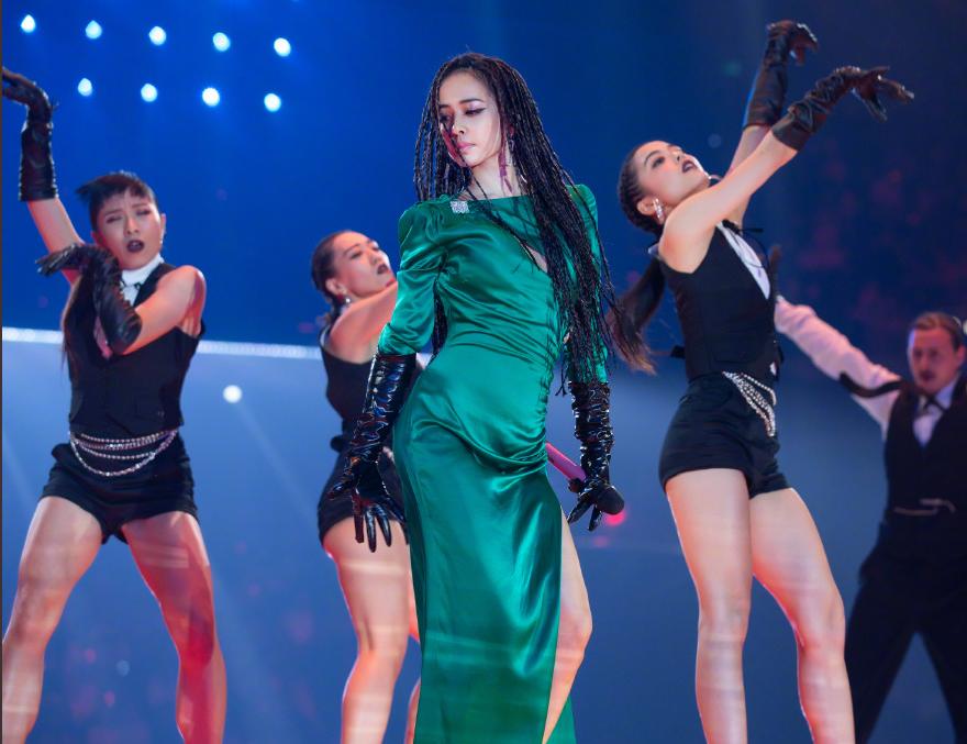 2020蔡依林昆明演唱会