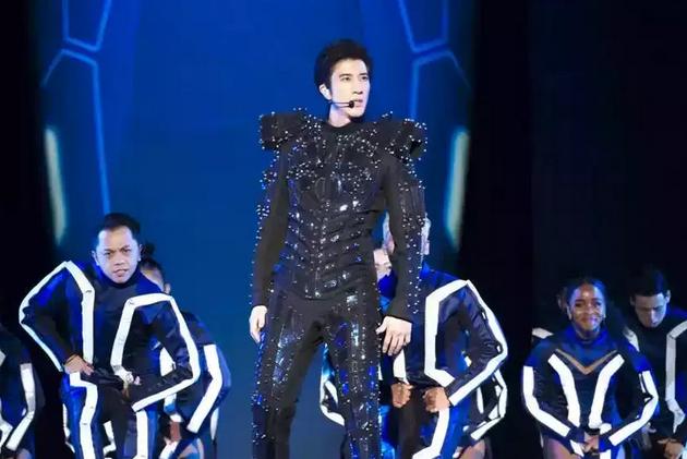 2020王力宏演唱会昆明站