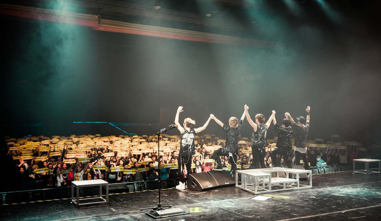 SPYAIR成都演唱会2019