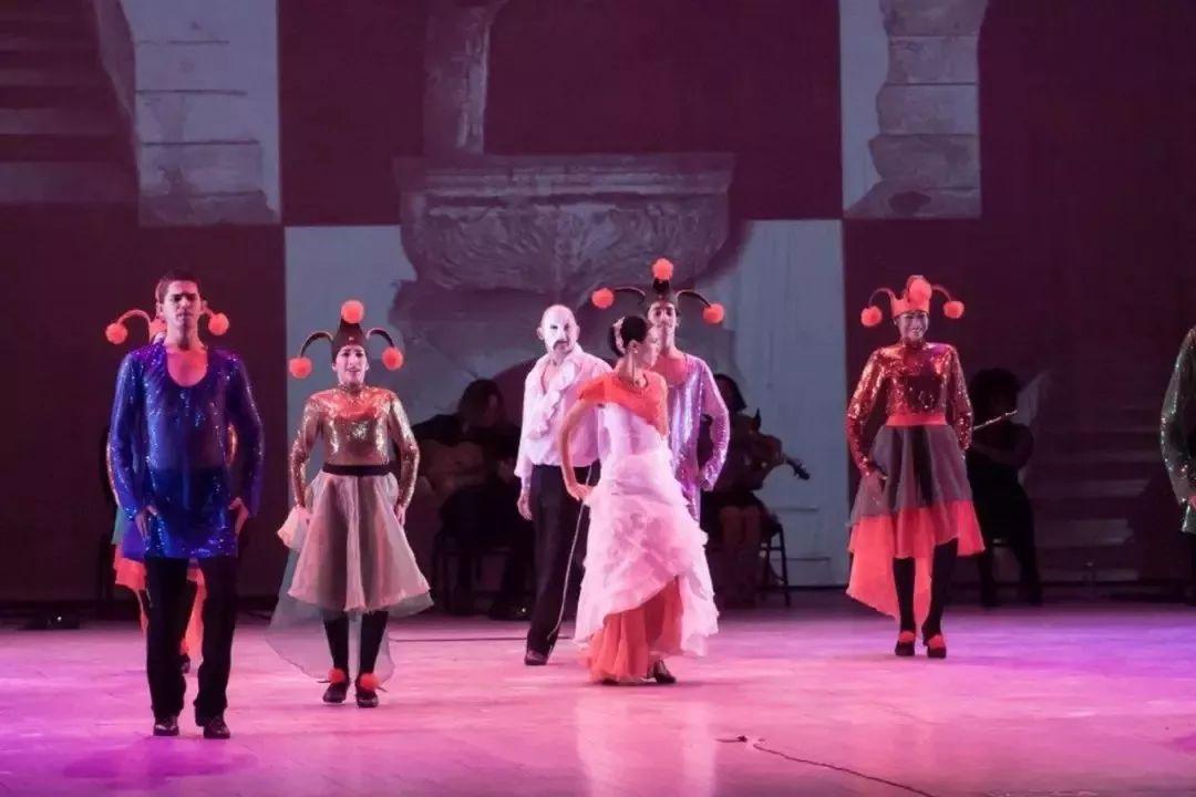 2019古巴西班牙舞剧《剧院魅影》