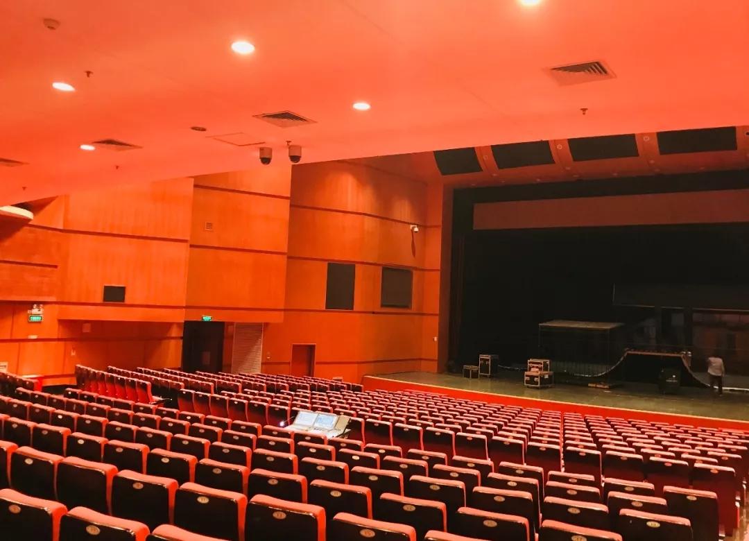 龙岗文化中心大剧院