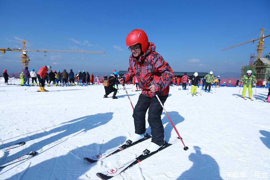 �山滑雪��