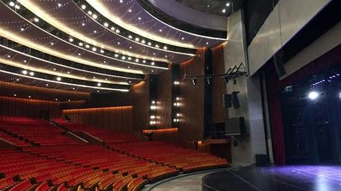 河北省艺术中心大剧院