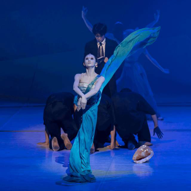 北京中央芭蕾舞团《小美人鱼》