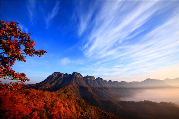 米仓山旅游景区