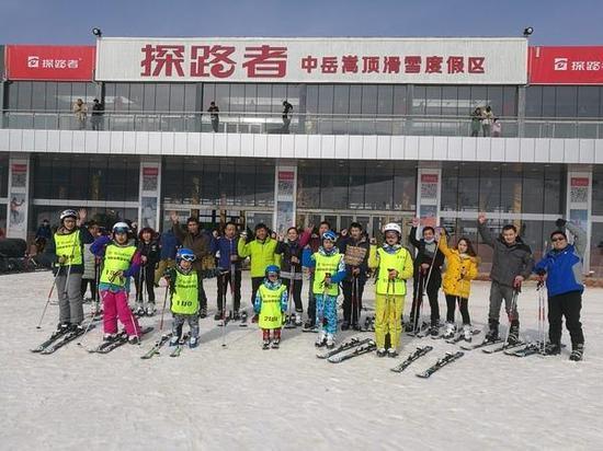 2019嵩顶滑雪场开放时间,中岳嵩顶滑雪开放时间