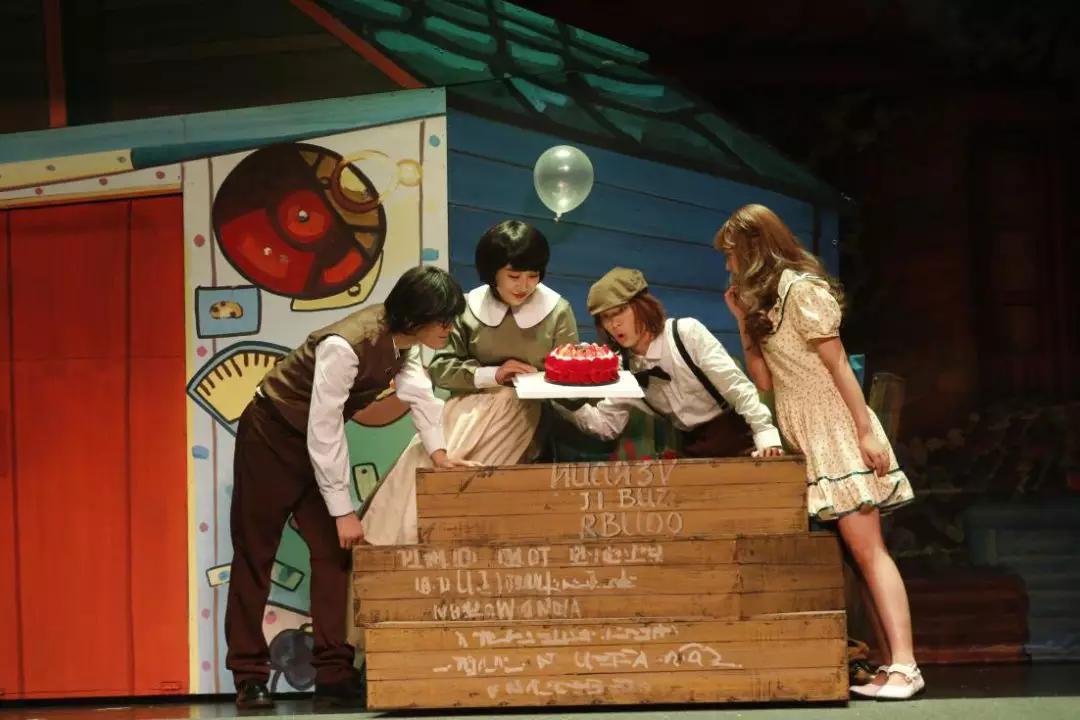 2020儿童音乐剧《爱迪生的泡泡实验室》重庆站