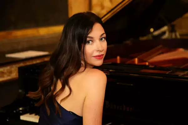 爱莲娜古赫维奇钢琴音乐会成都站