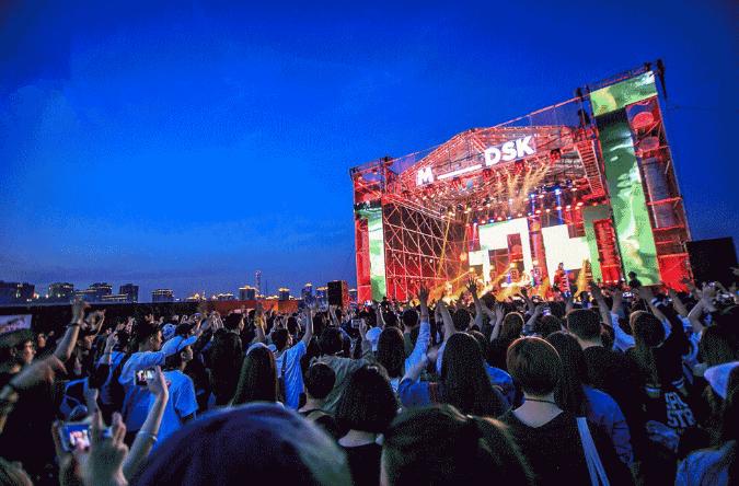 广州草莓音乐节2019