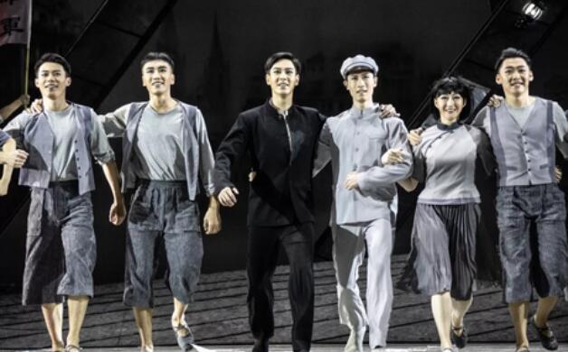2019舞剧《风雨红棉》惠州站