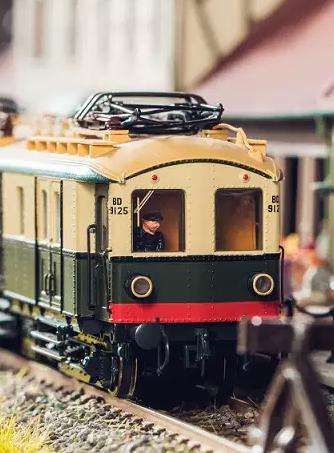 【上海】大梦微城火车模型主题乐园