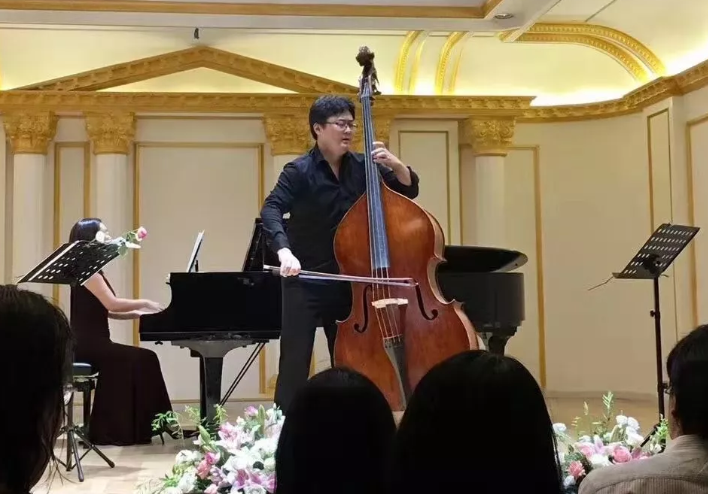 2019徐理低音提琴独奏会成都站