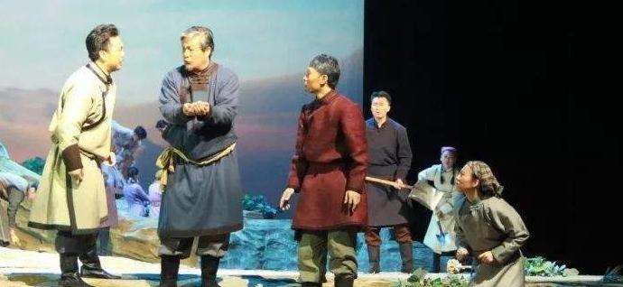 2019原创话剧《沙变录》北京站